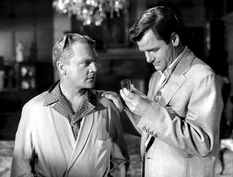 James Cagney y Young en Come Fill the Cup, 1951